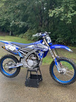 2018 Yamaha YZ250F for Sale in Enumclaw, WA