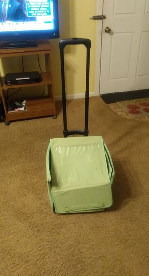 Suitcase on Wheels for Sale in Marshall, TX