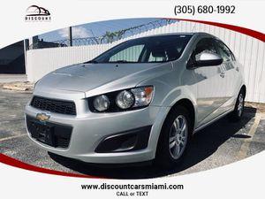 2014 Chevrolet Sonic for Sale in Opa-locka, FL