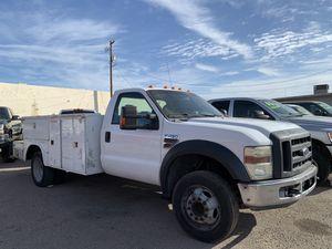 2008 Ford F-450 Service body Diesel for Sale in Phoenix, AZ