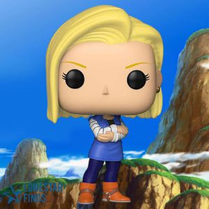 Funko POP! Anime Dragon Ball Z Android 18 Figure #530! for Sale in Randolph Air Force Base, TX