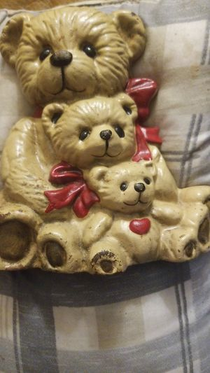 Cast iron 3bears doorstop for Sale in Seaford, DE