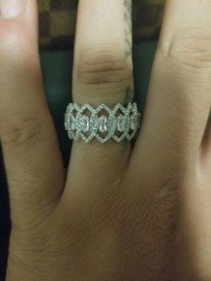🔥🔥🔥DIAMOND ETERNITY WEDDING BAND🔥🔥🔥 for Sale in Atlanta, GA