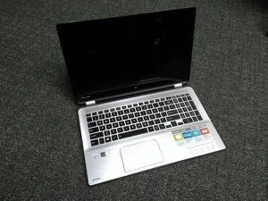 """15""""Toshiba touchscreen laptop-i7(4510u cpu)2.6ghz,8gigs,256gbssd,hdmi-(Backlit keyboard, win10 pro and office))) for Sale in San Diego, CA"""