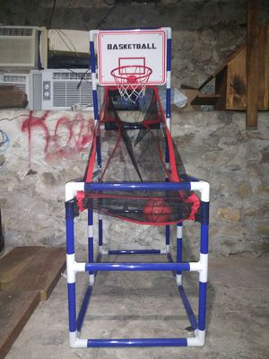Kids basketball setup for Sale in Dowagiac, MI