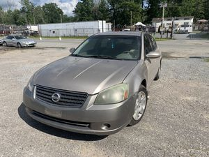 2006 Nissan Altima for Sale in Glenarden, MD