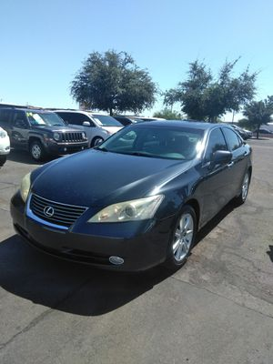 2007 lexus ES350 🚨 starting at $799 down payment 🚨 everyone is approved 🚨 aqui su amigo jesus les ayuda for Sale in Glendale, AZ