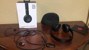 Beats solo 3 wireless headphones for Sale in Burleson, TX