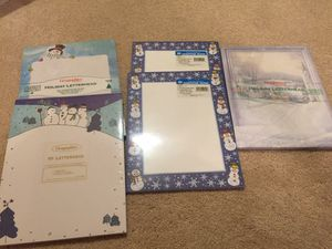380 sheets New Winter Stationary for printer for Sale in Rutherfordton, NC