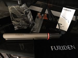 PROFESSIONAL HAIR STRAIGHTENER BY Furiden new open box retails for $59 for Sale in Los Angeles, CA