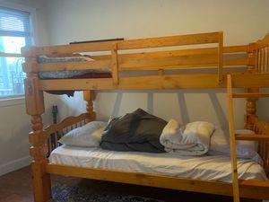 Kids bunk bed for Sale in Hillside, NJ