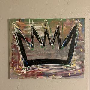 Abstract Crown paintings for Sale in Phoenix, AZ