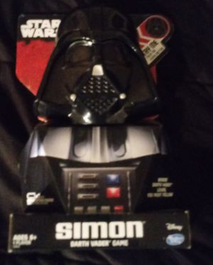 Darth Vader Simon game for Sale in Baltimore, MD