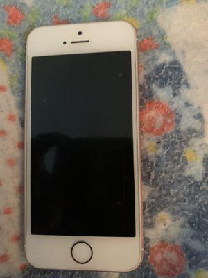 Iphone SE 32 GB rose Gold for Sale in Chesapeake, VA