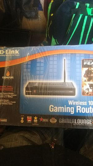 New unused $400 gaming router for Sale in Colorado Springs, CO