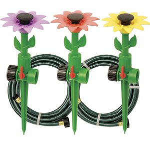 Melnor Multi-Adjustable Sprinklers and Garden Hoses Kit, Covers up to 1,800 sq. ft. - Can be Easily Customized for Your Special Watering Needs for Sale in Nashville, TN