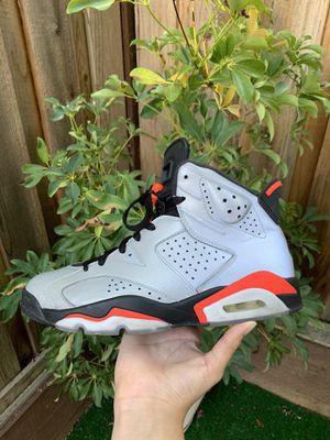 Nike Air Jordan 6 for Sale in Folsom, CA