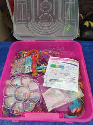 Box of beads (Big Variety) for Sale in Ambridge, PA