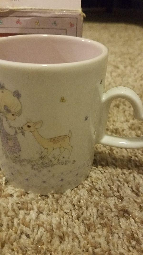 Precious Moments by Enesco My Deer Friend Mug
