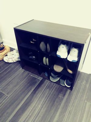 Storage/shoe rack for Sale in Silver Spring, MD
