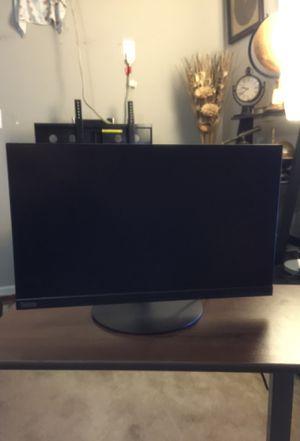 "Lenovo ThinkVision T24i-10 - LED monitor - 23.8"" ( 23.8"" viewable) - 1920 x 1080 Full HD (1080p) - IPS - 250 cd/m² - 1000:1 - 6 ms - HDMI, VGA, Displ for Sale in Alton, IL"