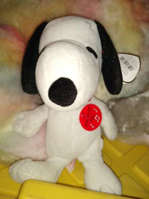 Beanie baby snoopy with sound for Sale in Palmdale, CA