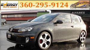2012 Volkswagen GTI for Sale in Monroe, WA