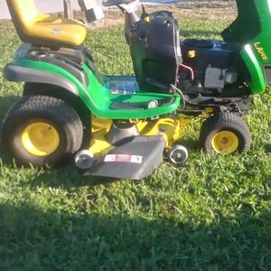 Jhon Deer Riding Tractor for Sale in Winter Haven, FL