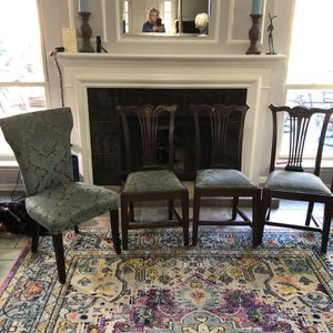 6 Beautiful Antique Chairs for Sale in Houston, TX