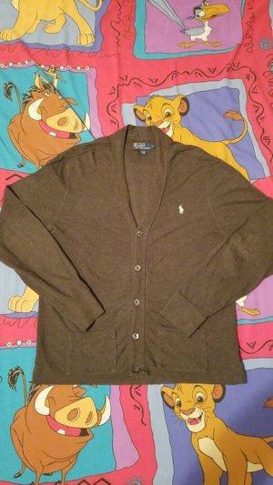 Polo by Ralph Lauren Cardigan for Sale in Spring, TX