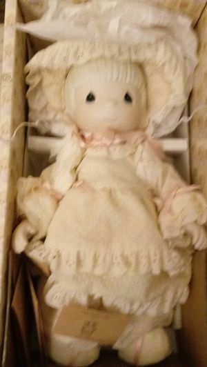 1984 precious moments porcelain doll for Sale in Columbus, OH