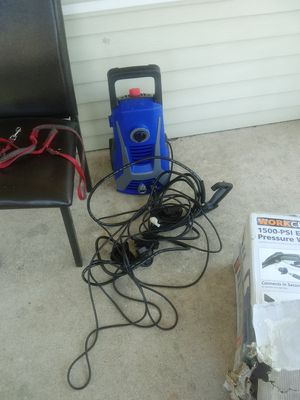 Work choice pressure washer for Sale in Brooklyn Park, MD