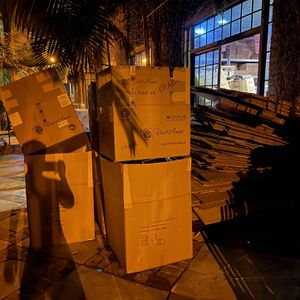 ********free***** Cardboard Daily for Sale in Los Angeles, CA