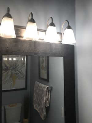 Bathroom Vanity Light for Sale in Fairfax, VA