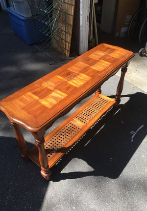 Side/Console Table for Sale in Los Altos Hills, CA