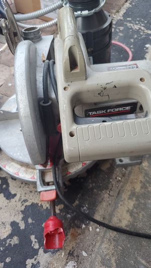 Compound saw for Sale in Fort Lauderdale, FL