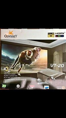 Odyssey VT-20 projector home theater for Sale in Houston, TX