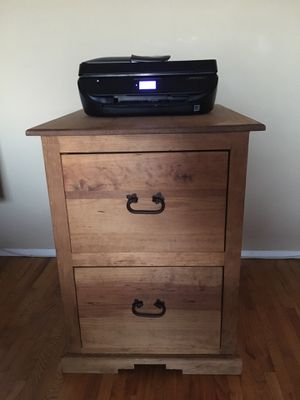 Wooden file cabinets for Sale in Redondo Beach, CA