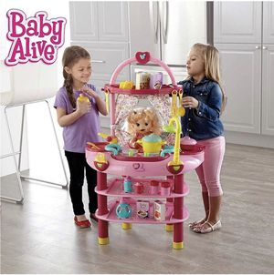 Baby Alive Doll 3 for sale  1 Cook 'n Care Play Set for Sale