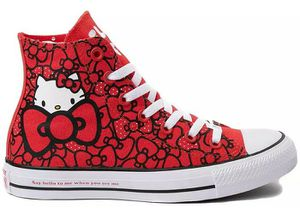 Hello kitty converse for Sale in Fontana, CA