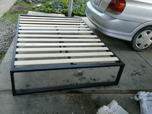 Full Sized Bed Frame for Sale in Merced, CA