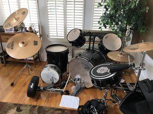 Used Drum set for Sale in Marietta, GA