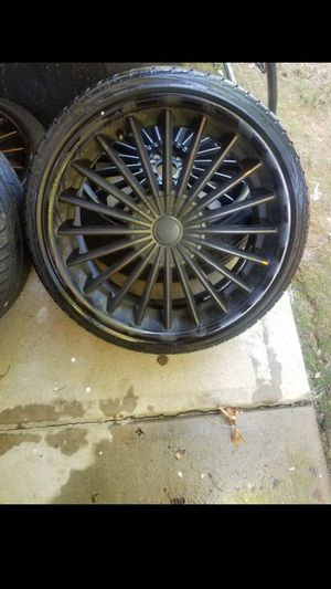 """Wheel set 20"""" for Sale in Charlotte, NC"""