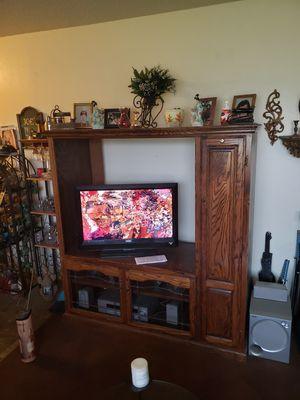 Tv stand for Sale in Hanford, CA