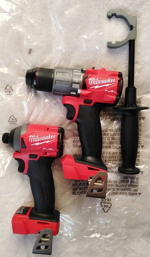 Milwaukee IMPACT and HAMMER DRILL M18 (3 Generation) Fuel & Brushless ( No Battery) (2 x $199)( FIRM PRICE!!!!)Nuevos for Sale in Los Angeles, CA