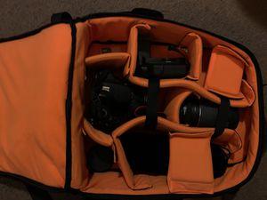Canon Rebel t5 DSLR Camera! Need gone ASAP for Sale in Huntington Park, CA