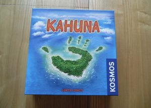 Kahuna Board Game (Thames & Kosmos Games) for sale  Excellent Condition!! for Sale