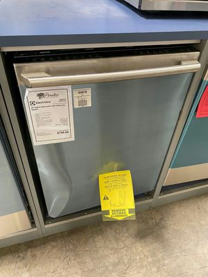 NEW! Stainless Steel Electrolux Dishwasher with Perfect Dry System 1 Year Manufacturer Warranty Included for Sale in Chandler, AZ