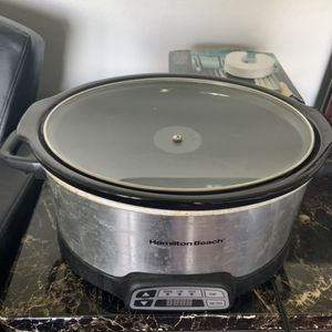 Programmable Slow Cooker 8Q for Sale in Spring Valley, CA