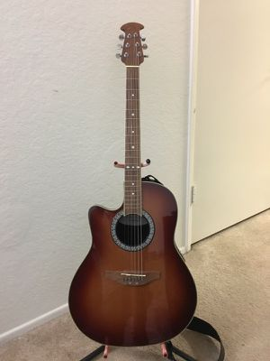 Ovation Celebrity Lefthand for Sale in Alexandria, VA